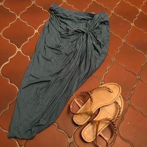 Charlotte Russe Wrap Skirt